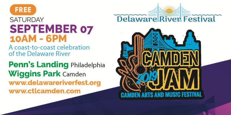 Check Out Delaware River Festival Featuring Camden Jam